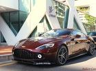 """""""Chạm mặt"""" tuyệt phẩm Aston Martin Vanquish Zagato tại thiên đường siêu xe"""