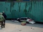 Hai nạn nhân tử vong trong vụ xe container đè nát Toyota Yaris là cán bộ của trường Cao đẳng