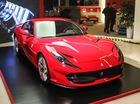 Siêu xe Ferrari 812 Superfast cập bến châu Á với giá 18,4 tỷ Đồng