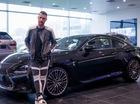 Top 15 DJ thế giới Don Diablo từng đến Việt Nam hồi đầu năm tậu xe sang Lexus RC F mới