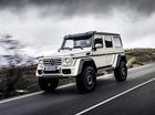 """SUV hạng sang bánh lớn Mercedes-Benz G500 4×4² bị """"khai tử"""" trong tháng này"""