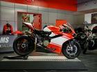 Siêu mô tô tiền tỷ Ducati 1299 Superleggera đầu tiên được giao cho chủ nhân