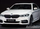 BMW 5-Series thế hệ mới chính thức ra mắt Đông Nam Á, giá từ 2,05 tỷ Đồng