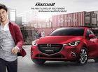 Mazda2 2017 ra mắt Đông Nam Á, giá từ 345 triệu Đồng