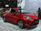 Toyota Yaris 2018 tăng giá nhẹ, từ 15.635 USD