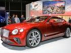 """Bentley Continental GT 2018 - """"Viên ruby"""" của triển lãm Frankfurt 2017"""