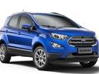 Ford EcoSport 2018 ra mắt Ấn Độ với giá hấp dẫn