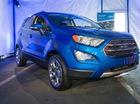 SUV đô thị Ford EcoSport 2018 được trang bị tốt nhưng có giá cạnh tranh