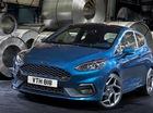 Phiên bản hiệu suất cao của Ford Fiesta trình làng
