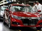 """Honda Accord 2018 lên dây chuyền sản xuất, sẵn sàng đối đầu """"khắc tinh"""" Toyota Camry"""