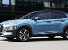 Hyundai Kona EV có hai tuỳ chọn pin, phạm vi hoạt động lên đến 338 km