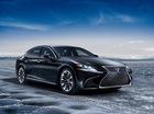 Sedan hạng sang cỡ lớn Lexus LS500h 2018 ra mắt