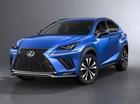 Crossover hạng sang Lexus NX 2018 ra mắt với thiết kế ấn tượng hơn