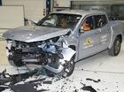 Xe bán tải của Mercedes-Benz nhận điểm an toàn tuyệt đối theo tiêu chuẩn châu Âu