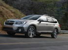 SUV cỡ trung Subaru Outback 2018 trình làng với trang bị tiện nghi hơn