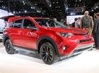 Phiên bản hầm hố nhất từ trước đến nay của Toyota RAV4  ra mắt