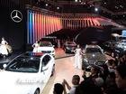 Trực tiếp: Khám phá gian hàng khủng nhất triển lãm của Mercedes-Benz, vén màn GLA bản nâng cấp và C-Class hộp số mới
