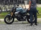 Bắt gặp mô tô 150 phân khối hoàn toàn mới của Honda trên đường phố