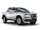 Xe bán tải của Rolls-Royce trông sẽ như thế nào?