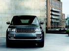 Land Rover cân nhắc Range Rover Coupe SUV cạnh tranh Lamborghini Urus