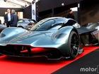 """Cận cảnh siêu phẩm triệu đô Aston Martin AM-RB 001 """"bằng xương, bằng thịt"""""""