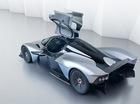 Phiên bản gần hoàn thiện của siêu phẩm Aston Martin Valkyrie lộ diện