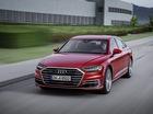 """Audi A8 2018 chính thức ra mắt, Mercedes S-Class và BMW 7-Series sẽ phải """"dè chừng"""""""