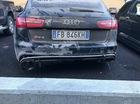Valentino Rossi gặp nạn cùng Audi RS6 khi đang nghỉ dưỡng tại Ý