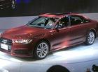 Vén màn phiên bản mới của Audi A6 trục cơ sở dài