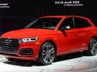 """""""Mục sở thị"""" thiết kế của SUV hạng sang Audi SQ5 2018"""