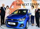 Xe giá rẻ Chevrolet Spark 2017 rục rịch ra mắt Đông Nam Á