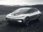 """Faraday Future FF 91 - Crossover 1.050 mã lực, ra đời để """"vùi dập"""" Tesla Model X"""