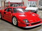 """Ferrari F40 27 """"tuổi đời"""" có giá rao bán 34 tỷ Đồng"""