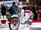 Phiên bản thương mại của Honda EV Cub từng ra mắt Việt Nam sẽ trình làng vào năm sau