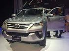 Toyota Fortuner 2017 ra mắt Việt Nam, giá từ 981 triệu Đồng