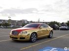 """Chiếc xe sang Bentley Continental GT mang phong cách Iron Man bị """"ném đá"""" nhiệt tình"""