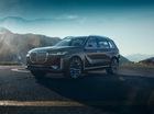 Chi tiết SUV hạng sang đầu bảng BMW X7 iPerformance ra măt vào tuần sau
