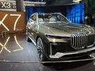"""""""Mãn nhãn"""" với vẻ đẹp ngoài đời thực của BMW X7 iPerformance - đối thủ tương lai dành cho Lexus LX"""