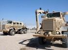Gặp gỡ xe rà phá bom mìn chuyên dụng của quân đội Mỹ