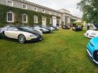 """""""Binh đoàn"""" gần 10.000 mã lực của Bugatti đại náo tại lễ hội Goodwood 2017"""