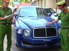 Bentley Mulsanne từng bị bắt giữ tại Quảng Bình tìm thấy chủ mới với giá 1,61 tỷ Đồng