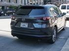 Bắt gặp crossover 3 hàng ghế Mazda CX-8 hoàn toàn mới trên đường phố