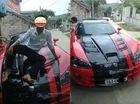 Dodge Viper ACR độc nhất Việt Nam tái xuất trên đường làng