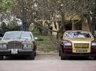 Hà Nội: Rolls-Royce Silver Spirit Mark I và Ghost mạ vàng cùng nhau xuất hiện