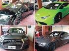 """Hàng loạt siêu xe và xe sang bị ăn trộm tại Anh được """"tuồn"""" về Thái Lan"""