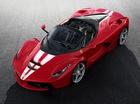 Diện kiến chiếc siêu xe Ferrari LaFerrari Aperta cuối cùng xuất xưởng