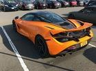 Lần đầu tiên bắt gặp siêu xe McLaren 720S trên đường phố