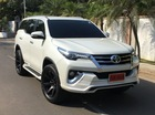 Toyota Fortuner 2017 thể thao hơn với bộ body kit nhập từ Thái Lan