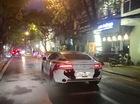 Aston Martin Rapide S tái xuất trên phố Hà Thành
