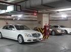 Choáng với căn hầm để xe toàn Maybach tại Hà Nội